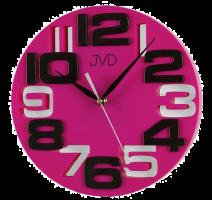 Nástěnné hodiny JVD H107.5 obrázek
