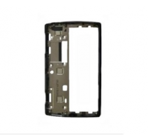 ND SonyEricsson Xperia Mini Pro (SK17i) kryt střední rámeček black obrázek