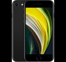 Apple iPhone SE (2020) 128GB Black CZ distribuce obrázek