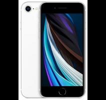 Apple iPhone SE (2020) 64 GB White CZ bez nabíječky a sluchátek obrázek