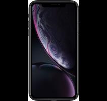 Apple iPhone XR 64GB Black CZ distribuce obrázek