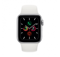 Apple Watch Series 5 40mm Silver obrázek