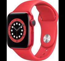Apple Watch Series 6 40mm Red obrázek