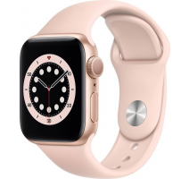 Apple Watch Series 6 44mm Gold obrázek