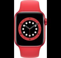 Apple Watch Series 6 44mm Red obrázek