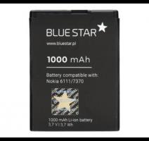 Baterie Blue Star pro Nokia 2630, 2670, 6111, N76 ... (BL-4B) 1000mAh Li-Ion Premium obrázek