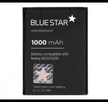 Baterie Blue Star pro Nokia 3220, 5140, 6060, N90 ... (BL-5B)  1000mAh Li-Ion Premium obrázek