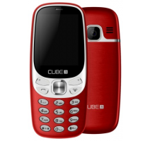 CUBE1 F500 Red (dualSIM) obrázek