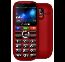 CUBE1 S100 Red (dualSIM) obrázek