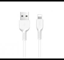 Data kabel HOCO X20 Flash, Lightning, 2A, 2m, bílá obrázek