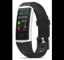 Fitness náramek Evolveo FITBAND B5 Black - GPS, HR, Bluetooth Smart hodinky obrázek