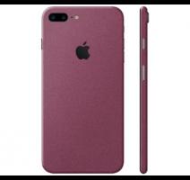 Fólie ochranná 3mk Ferya pro Apple iPhone 7 Plus, vínově červená matná obrázek