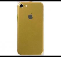 Fólie ochranná 3mk Ferya pro Apple iPhone 7, zlatá lesklá obrázek
