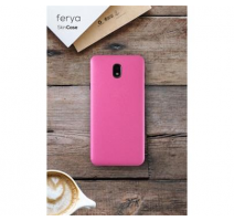 Fólie ochranná 3mk Ferya pro Honor 10, růžová matná obrázek