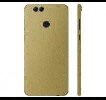 Fólie ochranná 3mk Ferya pro Honor 7X, zlatá lesklá obrázek