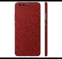 Fólie ochranná 3mk Ferya pro Huawei P10, červená třpytivá obrázek