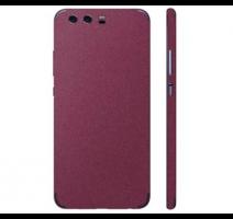 Fólie ochranná 3mk Ferya pro Huawei P10, vínově červená matná obrázek