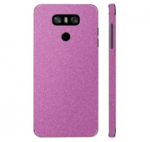 Fólie ochranná 3mk Ferya pro LG G6, růžová matná obrázek