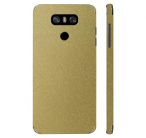 Fólie ochranná 3mk Ferya pro LG G6, zlatá lesklá obrázek