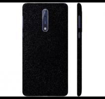 Fólie ochranná 3mk Ferya pro Nokia 8, černá lesklá obrázek