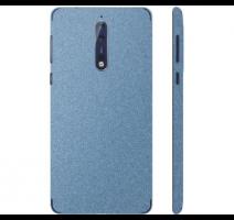 Fólie ochranná 3mk Ferya pro Nokia 8, ledově modrá matná obrázek