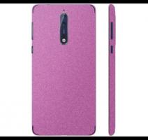 Fólie ochranná 3mk Ferya pro Nokia 8, růžová matná obrázek