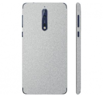 Fólie ochranná 3mk Ferya pro Nokia 8, stříbrná matná obrázek