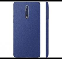 Fólie ochranná 3mk Ferya pro Nokia 8, tmavě modrá lesklá obrázek