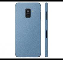 Fólie ochranná 3mk Ferya pro Samsung Galaxy A8 2018, ledově modrá matná obrázek