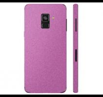 Fólie ochranná 3mk Ferya pro Samsung Galaxy A8 2018, růžová matná obrázek