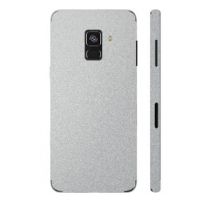 Fólie ochranná 3mk Ferya pro Samsung Galaxy A8 2018, stříbrná matná obrázek