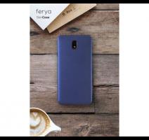 Fólie ochranná 3mk Ferya pro Samsung Galaxy J5 2017, půlnoční modrá matná obrázek