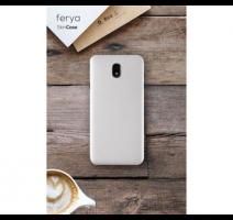 Fólie ochranná 3mk Ferya pro Samsung Galaxy J5 2017, stříbrná matná obrázek