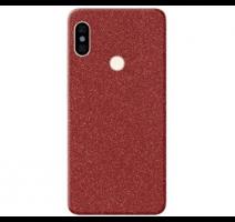 Fólie ochranná 3mk Ferya pro Xiaomi Redmi Note 5, červená třpytivá obrázek