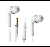 HF Samsung EO-EG900BW stereo, 3,5 jack white/bílá (BULK) S5 G900 obrázek