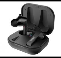 HF, sluchátka Bluetooth HOCO ES34 Pleasure, TWS, stereo, nabíjecí pouzdro, černá obrázek