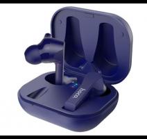 HF, sluchátka Bluetooth HOCO ES34 Pleasure, TWS, stereo, nabíjecí pouzdro, modrá obrázek