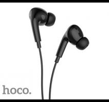 HF, sluchátka HOCO M1 Pro Original series, stereo, jack 3,5 mm, černá obrázek