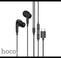 HF, sluchátka HOCO M1 Pro, stereo, USB-C, černá obrázek
