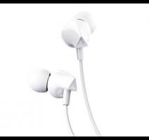 HF, sluchátka HOCO M60 Perfect sound, stereo, jack 3,5 mm, bílá obrázek