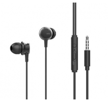 HF, sluchátka UiiSii HM9 stereo, Premium Sound, jack 3,5mm, černá obrázek