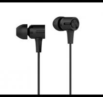 HF, sluchátka UiiSii U7 stereo, Premium Sound Hi-Fi, jack 3,5mm, černá obrázek