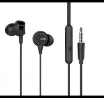 HF, sluchátka UiiSii U8 stereo, Premium Sound Hi-Fi, jack 3,5mm, černá obrázek