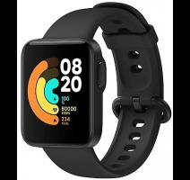 Hodinky GPS Xiaomi Mi Watch Lite - Black (černá)  obrázek