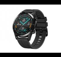 Hodinky Huawei Watch GT 2 Black Fluoroelastomer Strap obrázek