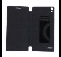 Huawei Original Folio Pouzdro Black pro Ascend P6 (EU Blister) obrázek