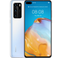 Huawei P40 DS Ice White obrázek