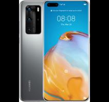 Huawei P40 Pro DS Silver Frost obrázek