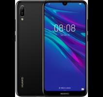 Huawei Y6 2019 DS Midnight Black obrázek