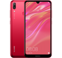 Huawei Y7 2019 DS Coral Red obrázek